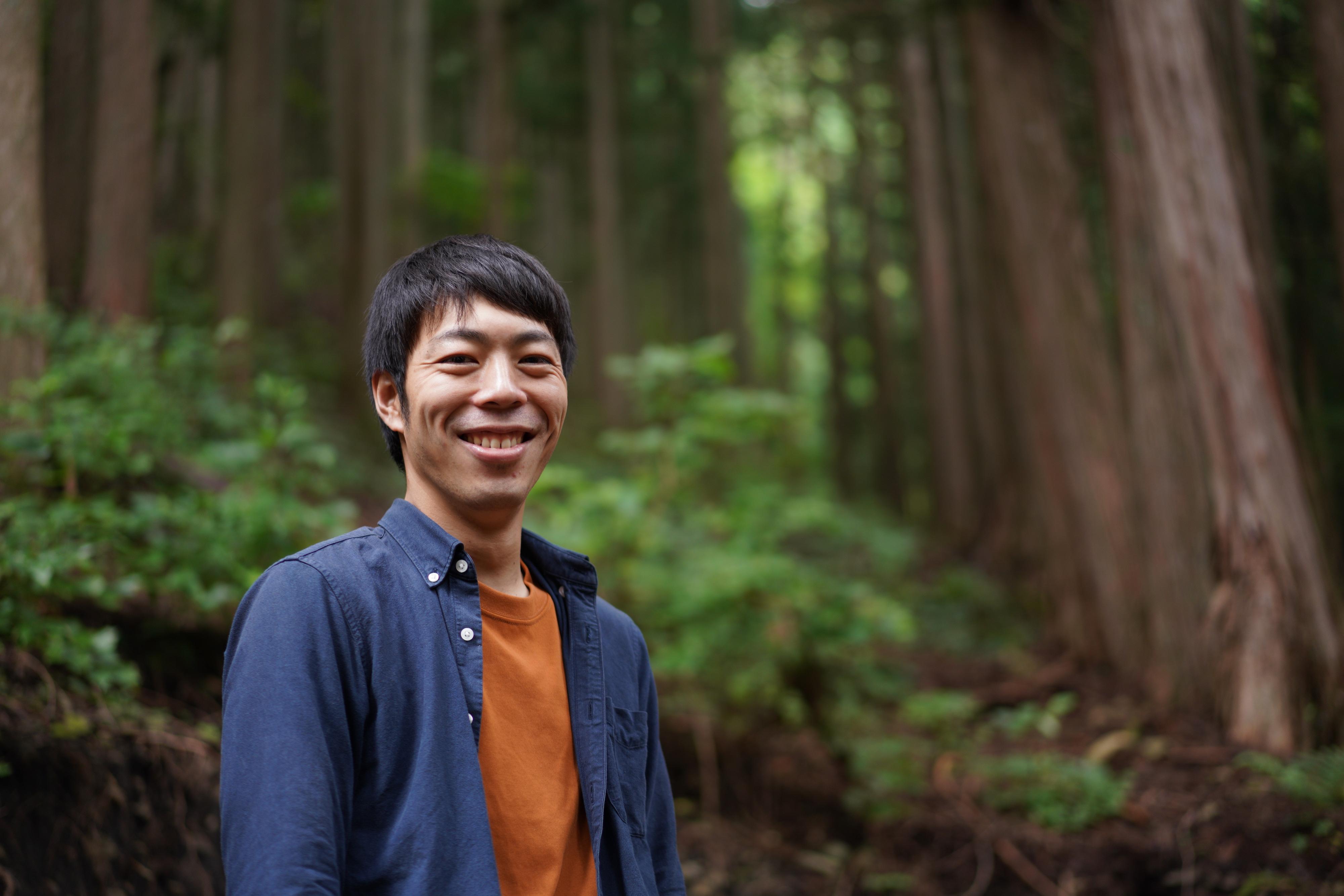 31歳で、大学での先端研究から飛騨の山仕事の道へ。エネルギー源を追い求め、次なる挑戦は木質バイオマス発電所づくり